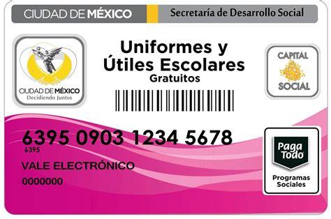 Imagenes De Vales Escolares | finaliza la entrega de vales electr 243 nicos para 250 tiles y