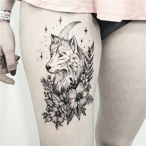 cool wolf tattoo designs best 25 spirit animal ideas on wolf