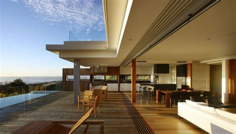 minimalist beach house design office peregian beach house design by middap ditchfield architects minimalist