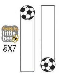 printable bookmarks soccer printable soccer ball border use the border in microsoft
