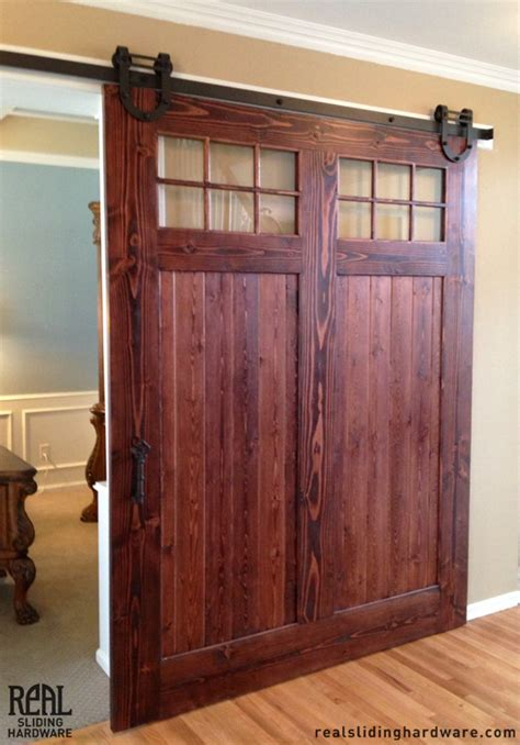 Unfinished Buffet Cabinet Photo Gallery Of Barn Door Hardware By Real Sliding