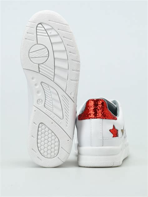 Sale Chiarra Feragni Only Sz 36 Mirror roger glitter sneakers by chiara ferragni trainers ikrix