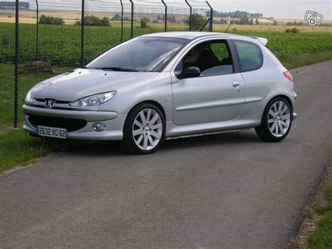 view of peugeot 206 1 4 hdi photos features and