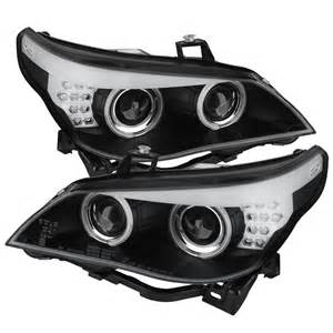 bmw 5 series 2004 2010 e60 e61 headlights