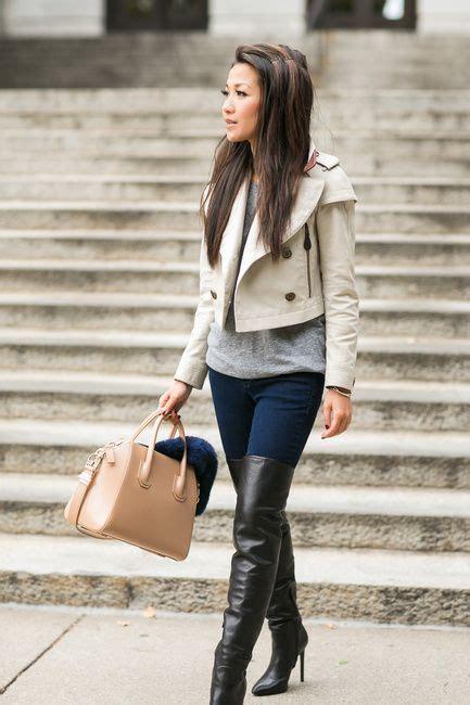 Tcos Overknee the knee boots s fashion that i estilo invierno y zapatos