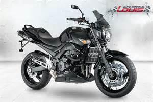Gsr 600 Suzuki Suzuki Gsr 600 Transformation Sp 233 Ciale Louis Motos Et