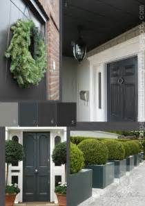 Grey Front Door Paint The Paper Mulberry Exterior Paint Shades Part 2