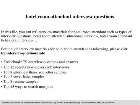 room attendant description for resume resume ideas