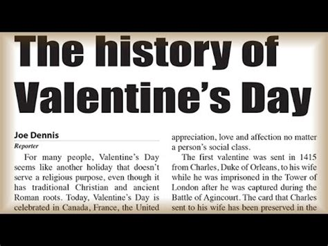 valentines day real story history of day in true story must