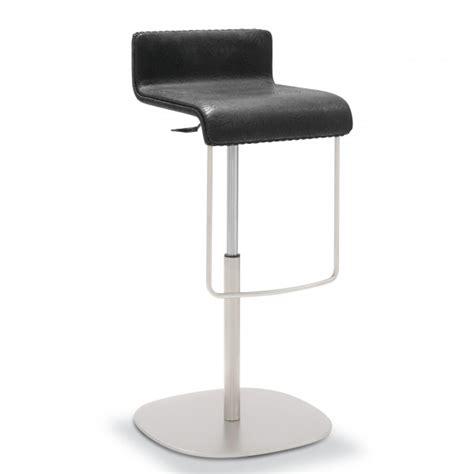 slim profile bar stools slim lift bar stool 01 lloyd loom
