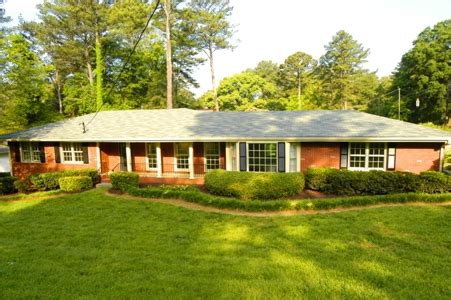 bradcliff drive atlanta ga 30345 just listed 1960s ranch