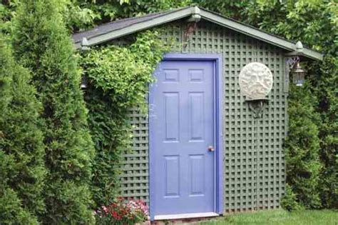 Simple Diy Shed by Easy Diy Garden Shed Plans Do It Yourself Earth