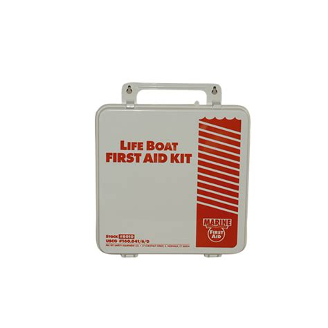 boat first aid kit 115 piece life boat first aid kit