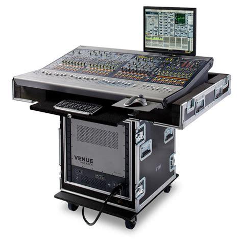 Mix Rack by Avid Venue Mix Rack System