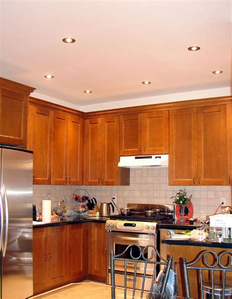 kitchen pot lights pot light installation electrical contractor of the