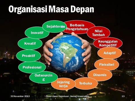Dasar Dasar Organisasi Informasi dasar dasar organisasi