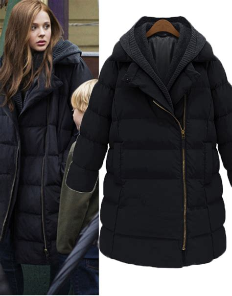 Jaket Wintery Koreanstyle Item s middle length cotton padded winter coat korean style jacket winter clothes
