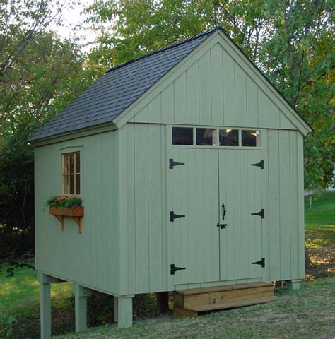 Tool Shed Hamilton by Building Standards
