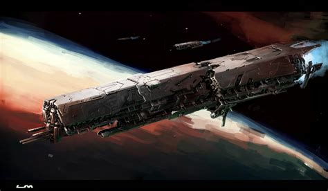 space ship designer black themed spaceship conceptual artwork and wallpapers