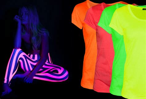 black light clothes 12 cool glow in the ideas