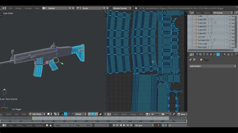 uv l youtube scar l in blender uv mapping 1 youtube
