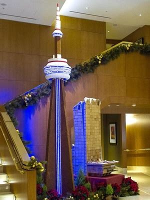 cn tower ornaments 43 best images about gingerbread houses on