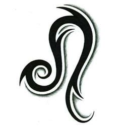 leo symbol tattoo design tattoos ideas pinterest leo