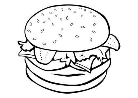 unhealthy snacks coloring pages coloring pages
