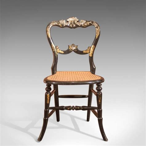 century victorian set   antique dining chairs