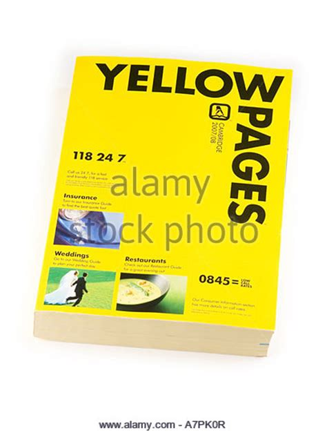 Yellow Book Search Yellow Pages Phone Book Stock Photos Yellow Pages Phone Book Stock Images Alamy