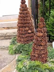 pine cone tree pine cone craft crafty pinterest