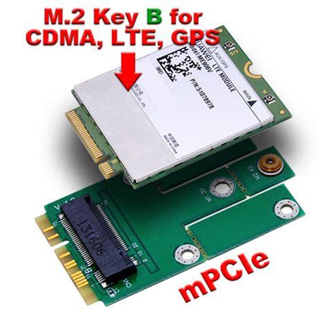 M 2 To Mini Pci E Adapter m2mu2 m 2 ngff to mini pci e adapter
