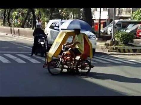 pedicab philippines pedicab philippines
