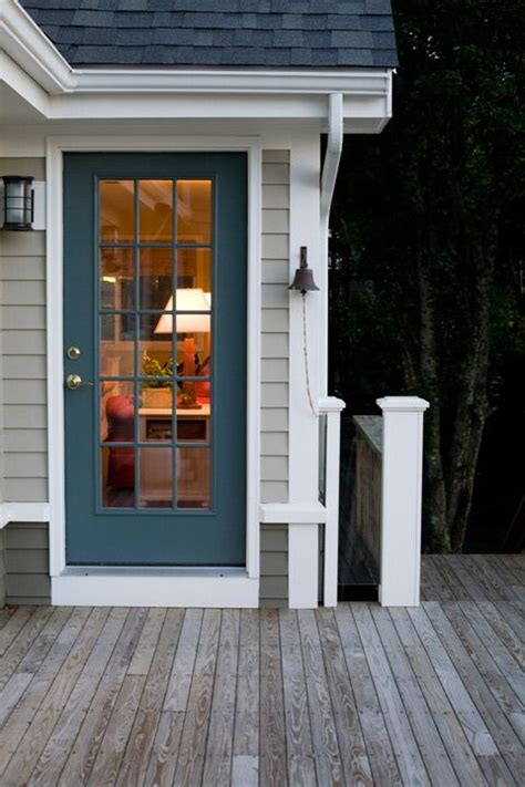 The Back Door by Best 25 Back Doors Ideas On Grey Door Runners Farmhouse Door And Side Door
