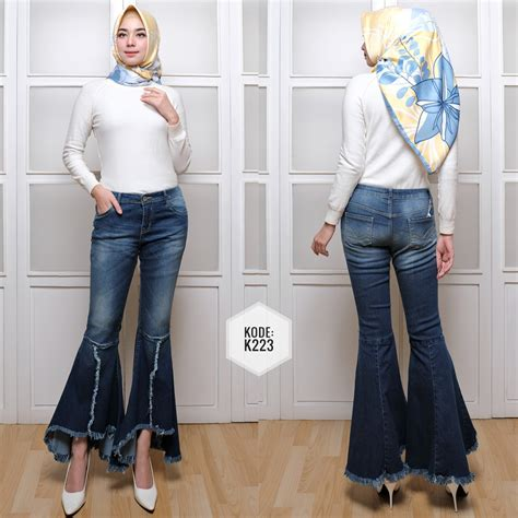 Celana Cutbray Rawis bugle original k223 baju style ootd