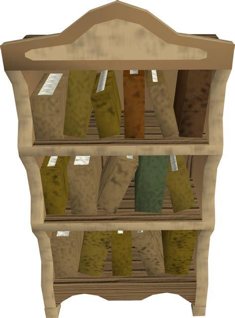bookcase the runescape wiki