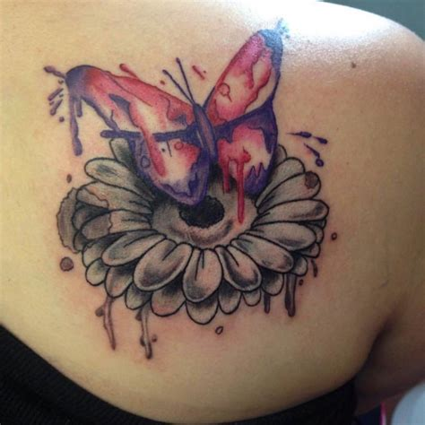lotus tattoo with butterfly 32 butterfly tattoo designs ideas design trends