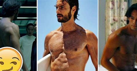 Check Out This Hunk Rodrigo Santoro by Attitude Co Uk The Hunk From Actually Turns 42