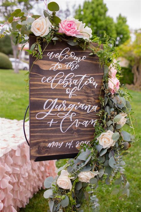 wedding signs wedding signs you need from ceremony to reception modwedding