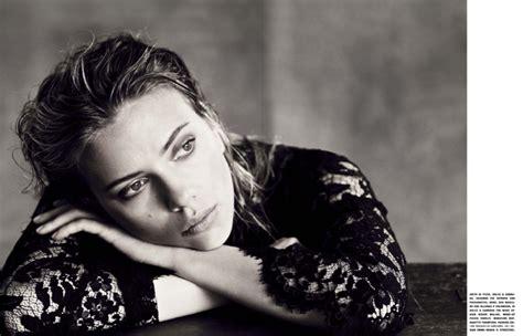 Johanssons Ban by Johansson Az Olasz Vogue Ban Daily Dose