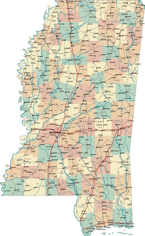 mississippi county map best photos of mississippi state map with cities and towns mississippi county map with cities