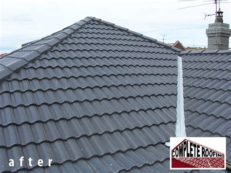 Asbestos Roof Tile Testing - asbestos roof tile roof cleaning moss removed from roof