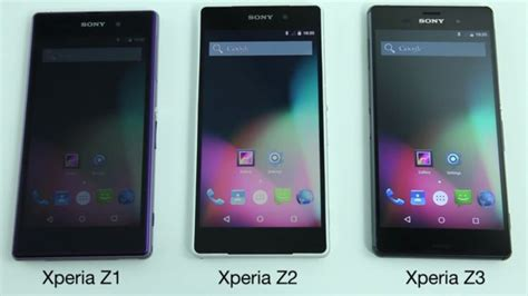 android aosp sony is bringing android 5 0 aosp on the xperia z family liliputing