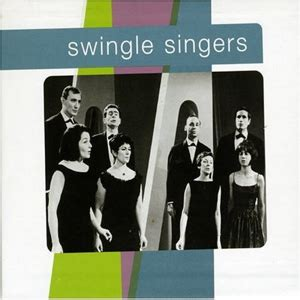 Swing Le by Swingle Singers Philips Boxed Set