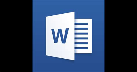 The Word microsoft word on the app store