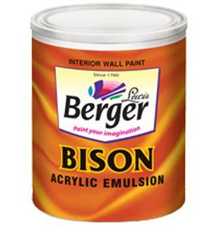 acrylic paint emulsion bison acrylic emulsion paint for walls interior emulsion