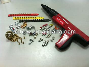 Nail Gun Powder Actuated Tools Power Loads Buy Gun
