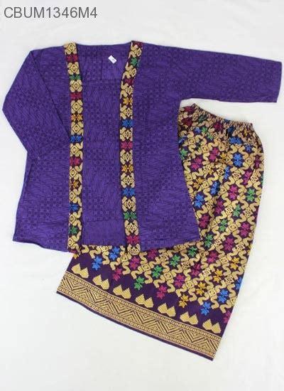 Sale Batik Kutubaru Songket setelan kartini kutubaru anak batik songket prodo 3