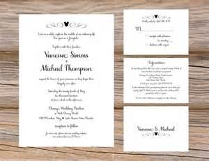 wedding inserts wedding invitation inserts reduxsquad