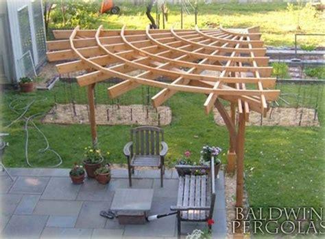 build a corner pergola 24 inspiring diy backyard pergola